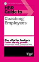 HBR Guide to Coaching Employees  HBR Guide Series  PDF