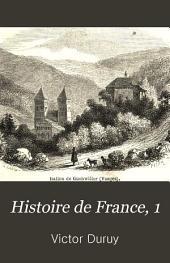 Histoire de France, 1