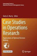 Case Studies in Operations Research PDF