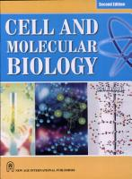 Cell And Molecular Biology PDF