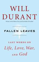 Fallen Leaves PDF