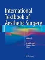 International Textbook of Aesthetic Surgery PDF