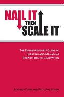 Nail it Then Scale it