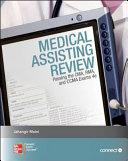 Medical Assisting Review  Passing the CMA  RMA  and CCMA Exams PDF