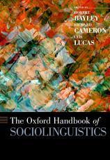 The Oxford Handbook of Sociolinguistics PDF