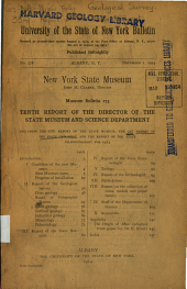 Report of the Director of the State Museum and Science Department: Issue 578