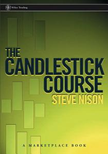The Candlestick Course Book