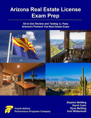 Arizona Real Estate License Exam Prep PDF