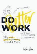 Do Better Work PDF