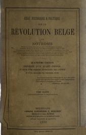 Essai historique & politique sur la révolution belge: Volume2