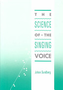 The Science of the Singing Voice