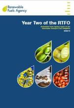 Renewable Fuels Agency 2009/10 annual report to Parliament on the renewable transport fuel obligation