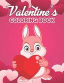 Valentine's Coloring Book