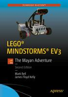 LEGO   MINDSTORMS   EV3 PDF