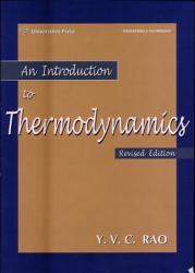 An Introduction To Thermodynamics Book PDF