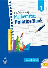 Self Learning Maths Practice Book 1