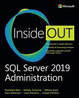 SQL Server 2019 Administration Inside Out PDF