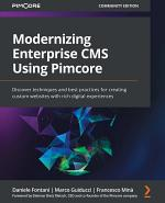 Modernizing Enterprise CMS Using Pimcore