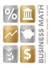 Business Math Brief: Edition 10