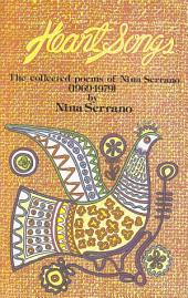 Heart Songs: The Collected Poems of Nina Serrano (1969-1979)