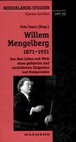 Willem Mengelberg  1871 1951  PDF