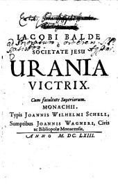 Urania victrix: Epistolae triginta. 1