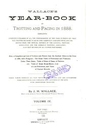 Wallace's Year-book of Trotting and Pacing in ...: Volume 4