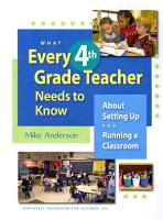 What Every 4th Grade Teacher Needs to Know PDF