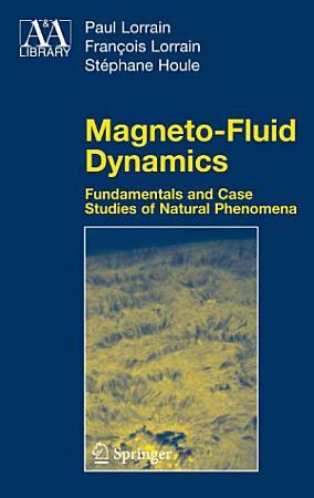Magneto Fluid Dynamics PDF