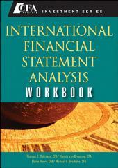 International Financial Statement Analysis Workbook
