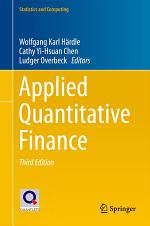 Applied Quantitative Finance
