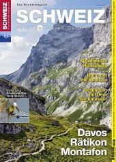 Davos Rätikon Montafon: Wandermagazin SCHWEIZ 7_2013