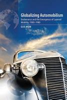 Globalizing Automobilism PDF