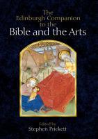 Edinburgh Companion to the Bible and the Arts PDF