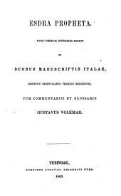 Handbuch der Einleitung in die Apokryphen: ¬Das vierte Buch Esra, Band 2