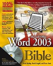 Word 2003 Bible PDF