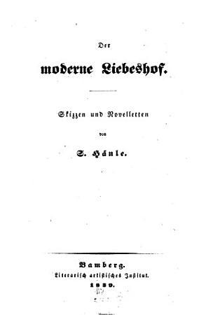 Der moderne Liebeshof PDF