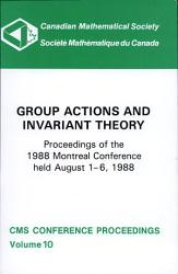 Group Actions and Invariant Theory