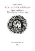 Recht und Politik in   thiopien PDF