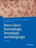 Braun Falco   s Dermatologie  Venerologie und Allergologie PDF