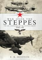War over the Steppes PDF