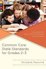 Common Core State Standards for Grades 2-3
