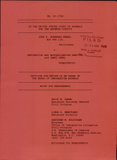 Guerrero-Perez V. Immigration and Naturalization Service