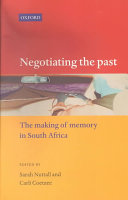 Negotiating the Past