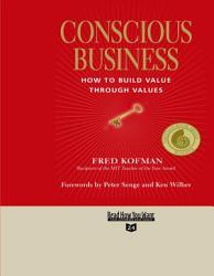 Conscious Business PDF