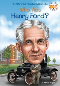 Who Was Henry Ford  PDF