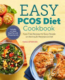 The Easy PCOS Diet Cookbook Book