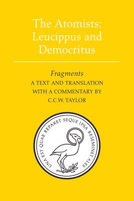The Atomists  Leucippus and Democritus