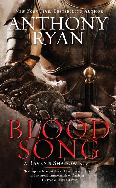 Download Blood Song Book