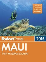 Fodor's Maui 2015